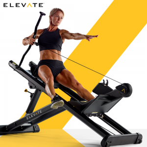 total gym, elevate row, corporate fitness, wellcorp